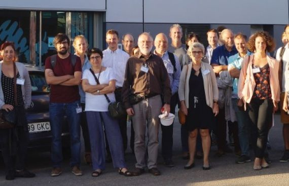 Annual meeting of EUCLID project in Almeria