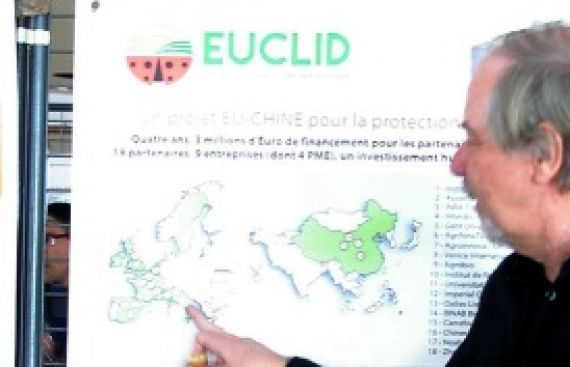EUCLID at 6th Conference on Alternative Methods of Crop Protection